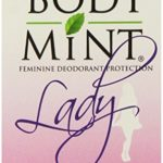 Body Mint Lady Feminine Deodorant